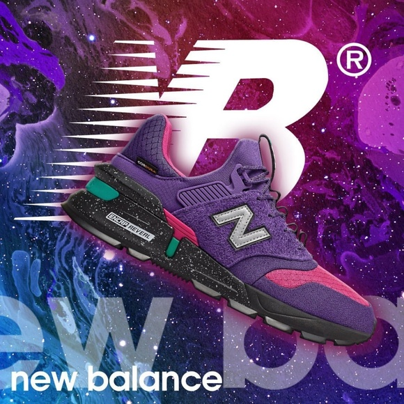 new balance 997 sport purple